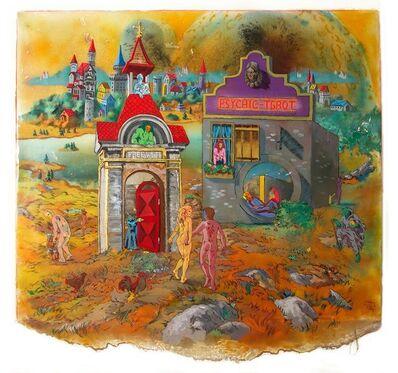 Andrew Lemay Cox, 'Psychic Tarot', 2015