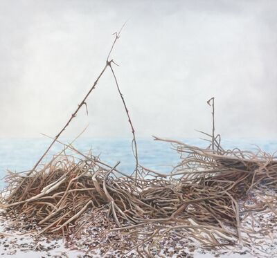 Kendra Lynn Bulgrin, 'What Washes Ashore in Winter', 2020
