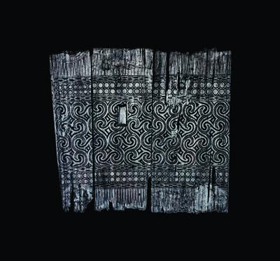 Pascal Morabito, 'Black panel', 2014