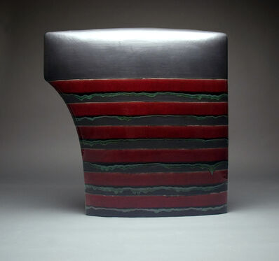 James Marshall, 'Red / Black #362', 2009