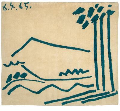 Pablo Picasso, 'La Napoule', 1965