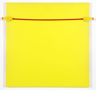 Jaye Moon, 'Red in Yellow', 2001