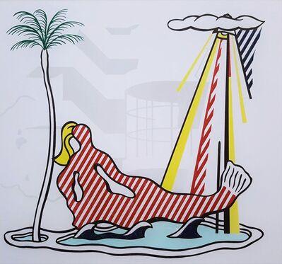 Roy Lichtenstein, 'Mermaid', 1978