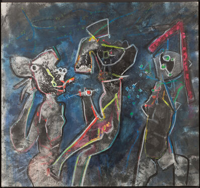 Roberto Matta, 'La Bonne Cause', 1988