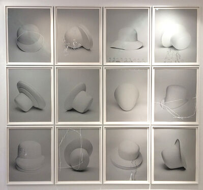 Tina Berning & Michelangelo Di Battista, 'Me and I (white)', 2017