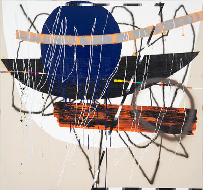 Trudy Benson, 'Touchpad Painting', 2012