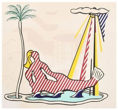 Roy Lichtenstein, 'Mermaid (from the Surrealist Series)', 1978