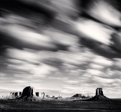 Michael Kenna, 'Morning Clouds, Monument Valley, Utah, ', 2005