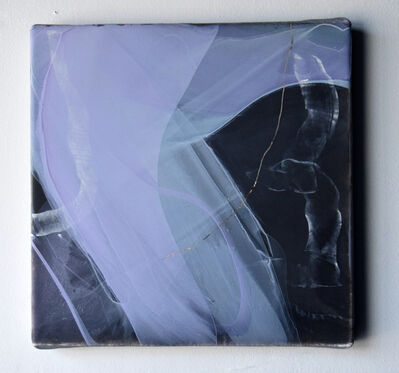 Marina Dunbar, 'Movement Study in Midnight Grey 9', 2019