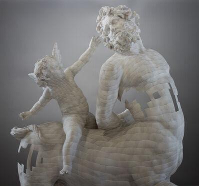 Jorge Otero, 'Centaur Ridden by Eros', 2019