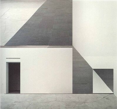Guo Hongwei 郭鸿蔚, '2×50 Altstadt Rectangle, 1967, #3', 2013
