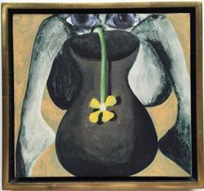 Francesco Clemente, 'The Alchemist', 1994