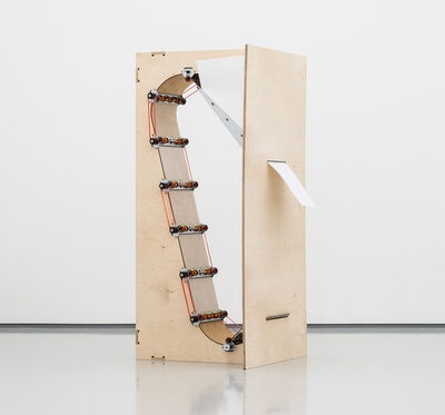 Ariel Schlesinger, 'Sketch for a new work fell off my table I', 2020