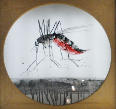 Sun Xun 孫遜, 'Insects archaeology', 2005