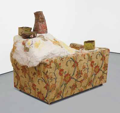 Jessica Jackson Hutchins, 'Loveseat and Bowls', 2008