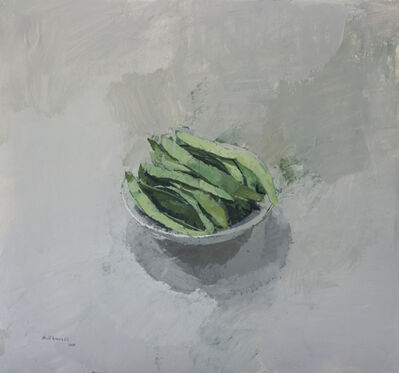 """Alberto Romero, '""""Cuenco con judías verdes""""', 2017"""