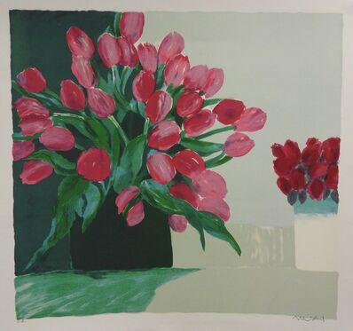 Roger Muhl, 'Tulipes et roses', ca. 2000