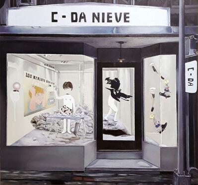 Carolina Muñoz, 'C - Da Nieve', 2019