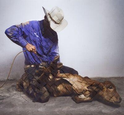 Jorge Otero, 'Lazo Sencillo', 2017