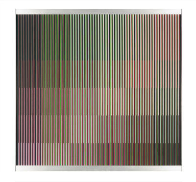 Carlos Cruz-Diez, 'Physichromie No.644', 1973
