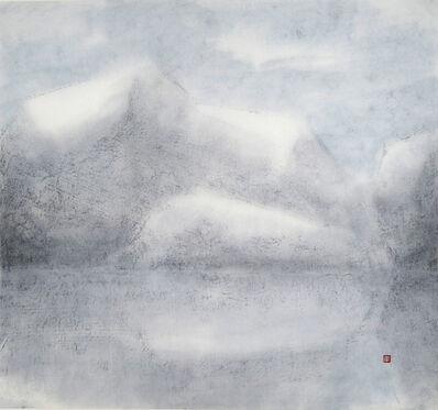 Chee Wah Tan, ' Iceberg studies #0215', 2015