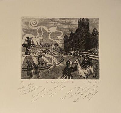 Noriko Shinohara, 'Un Voyage D'Inca III', 2004