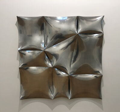 Jan Maarten Voskuil, 'Broken chrome pointing out', 2016