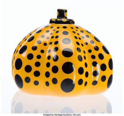 Yayoi Kusama, 'Yellow Pumpkin'