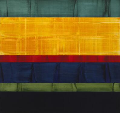 Ricardo Mazal, 'Compositions in Green 15', 2014