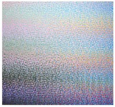 Eric Zammitt, 'particle wave field/arctic mirage', 2012