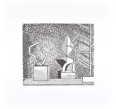 Matthias Weischer, 'Untitled (Ohne Titel)', 2000-2010