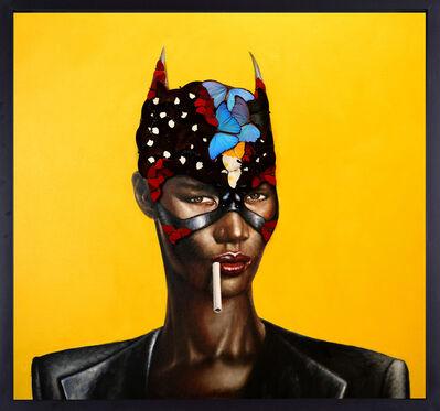 SN, 'Grace Jones - Yellow', 2018