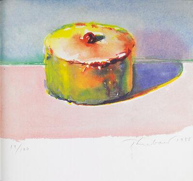 Wayne Thiebaud, 'Wayne Thiebaud-Private Drawings: The Artist's Sketchbook', 1997