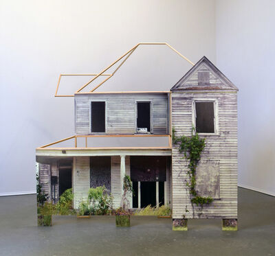 Frank Poor, 'Farmhouse - Henderson, NC', 2018