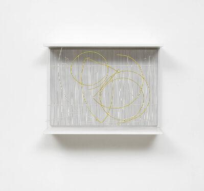Jesús Rafael Soto, 'Blanc et Citron', 1994