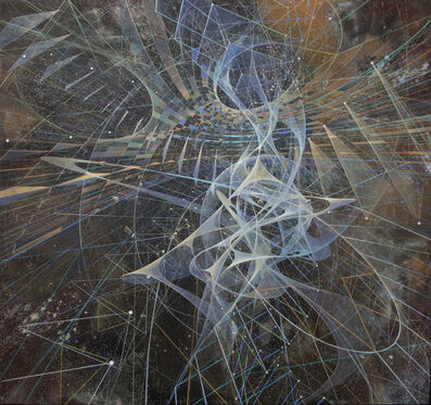 Pancho Quilici, 'En trajectoires intuitives', 2016