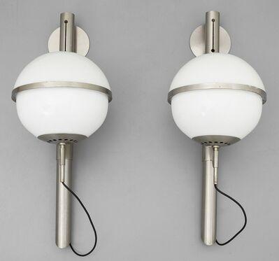 Franco Micolitti, 'Two wall lamps 'Pusicona' for ARTEMIDE', around 1970