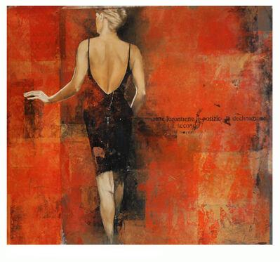 Margit Fureder, 'Crossing Line'