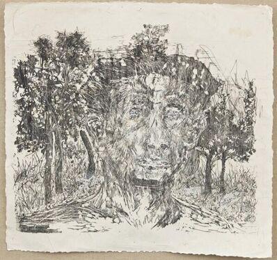 Liu Wei 刘炜 (b. 1965), 'Portrait 2005 No.4', 2005