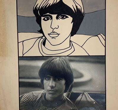 Raul Martinez, 'Retrato Doble de Joven', ca. 1970