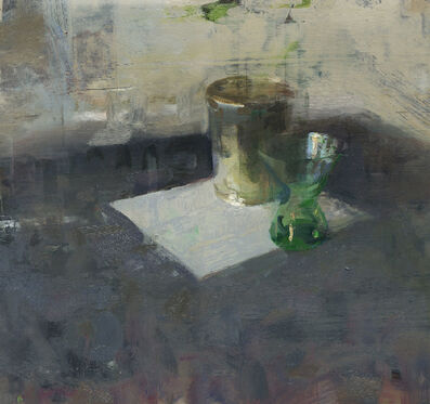Jon Redmond, 'Still Life with Green Glass', 2015