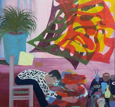 Shai Azoulay, 'Puzzle ', 2016