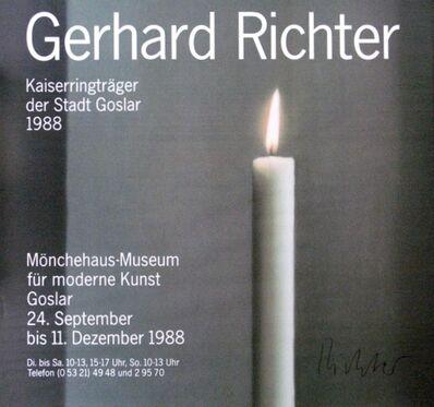 Gerhard Richter, 'Der Kerze/The Candle', 1988