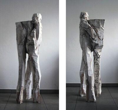 Klaus Prior, 'Dreibeiner', 2014-2015