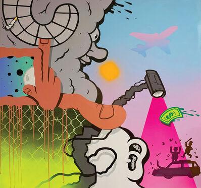 Alex Chien, 'The Great Escape', Contemporary