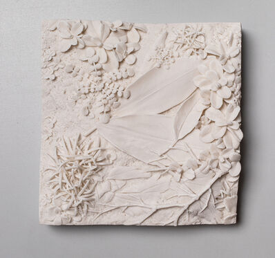 Kate MacDowell, 'Patch of Ground, Magnolia', 2019