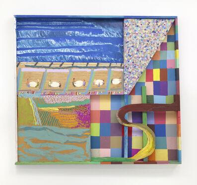 Chris Johanson, 'Leisure (Los Angeles Landscape Painting no.4)', 2014