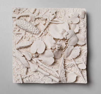 Kate MacDowell, 'Patch of Ground, Violet', 2019