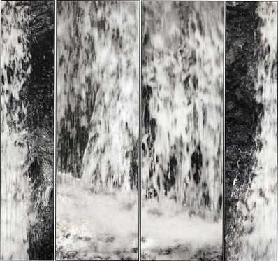Susan Goldsmith, 'Cascade Falls (Quad)', 2014