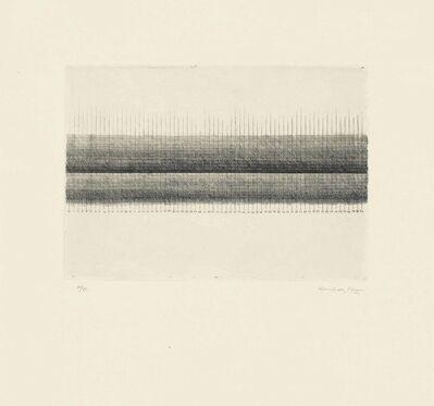 Joan Hernández Pijuan, 'Escala 1:100', 1974